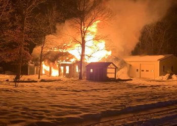 Firefighters busy over weekend